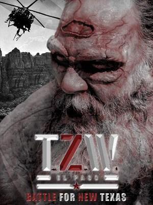 Texas Zombie Wars El Paso Outpost (2019) [DVDRip]